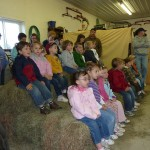 preschool field trip Th class2